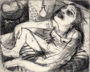 De Huurkamer, 2008, 12 x 15 cm, edition 15