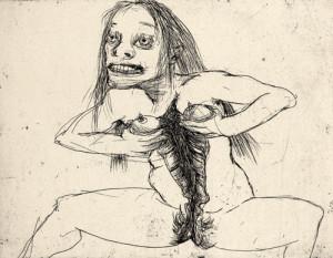 Tear-away, 2008, 12 x 15 cm, edition 15